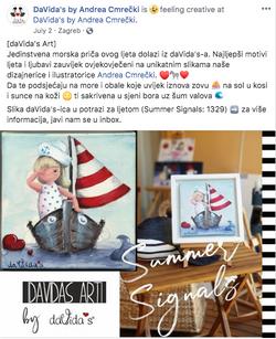 daVida's Facebook post 7