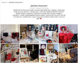 daVida's Facebook Opis albuma