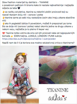 daVida's Facebook post 2