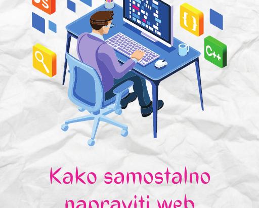 Roki, evo kako da sam napraviš svoj web - korak po korak!