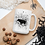 Thumbnail: Banksy Wet Dog Splatter 2007 Street Art Mug