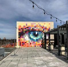Pixilated Eye
