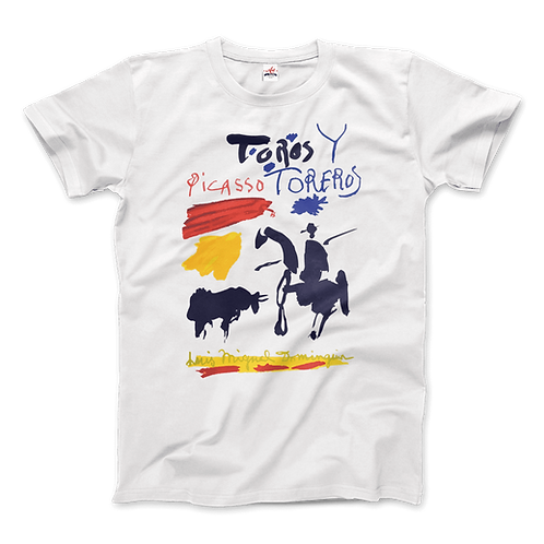 Pablo Picasso Toros Y Toreros Book Cover 1961 Artwork T-Shirt