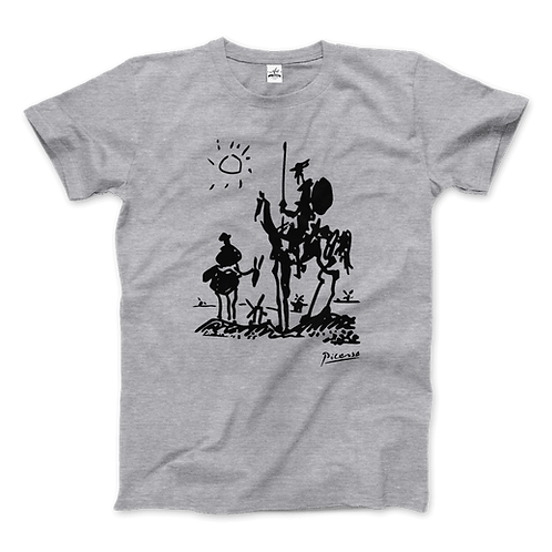Pablo Picasso Don Quixote of La Mancha 1955 Artwork T-Shirt