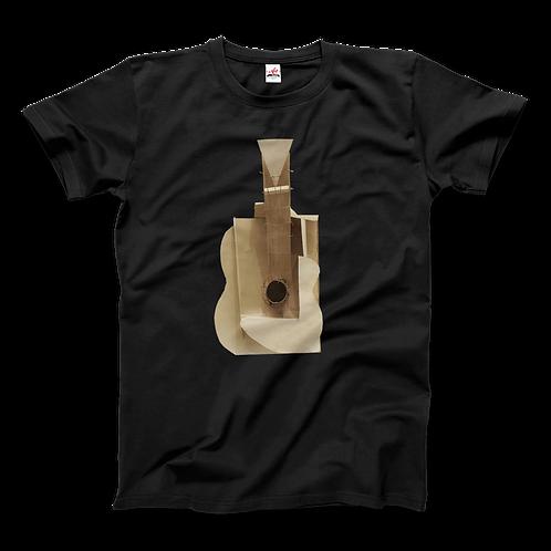 Pablo Picasso Guitar Sculpture 1912 Artwork T-Shirt