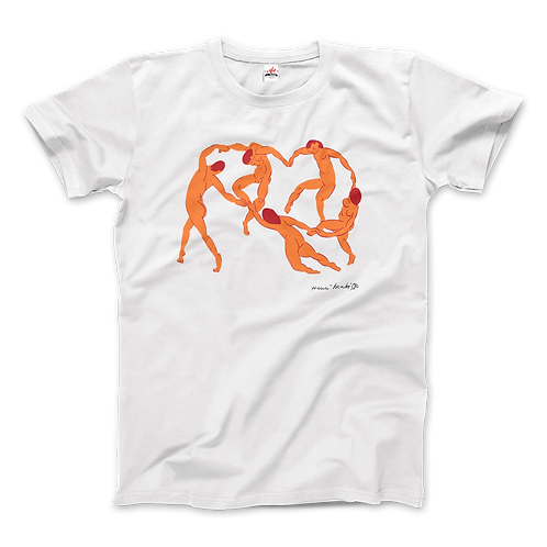 Henri Matisse La Danse I (The Dance) 1909 Artwork T-Shirt