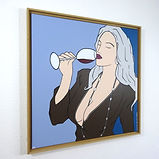 MG / Michel Gagnol - artiste peintre - Popart - Strasbourg - France