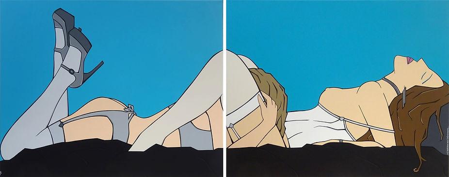 MG / Michel Gagnol - Artiste peintre - Strasbourg - France