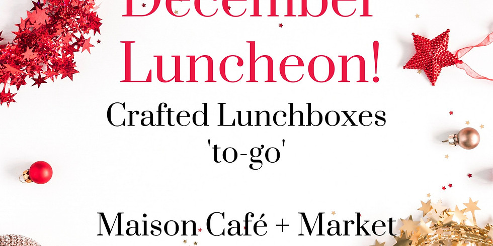 December Holiday Luncheon
