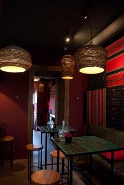 "Lebanese restaurant ""Leyla"""