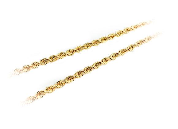 14k gold chain estate