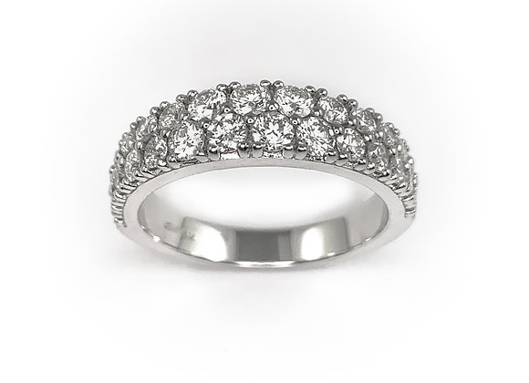 14k 1.00ctw diamond ring