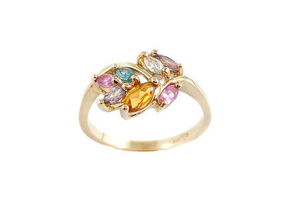 10k estate ring