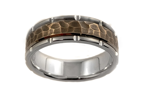 10k gents ring size 10