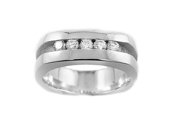 14k 0.41ctw diamond ring