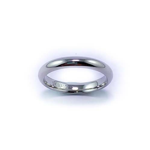 4mm 10k gold band