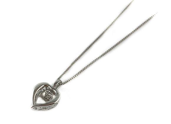 pulse heart pendant