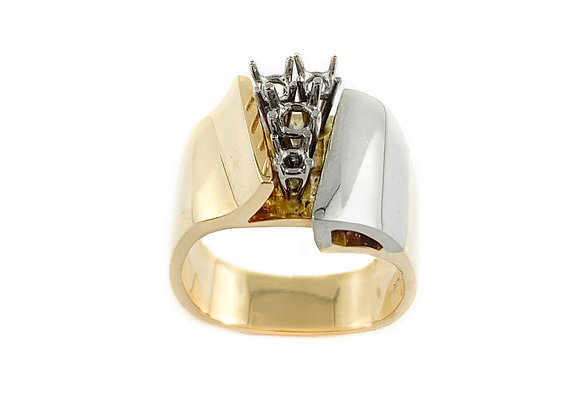 14k ring mount