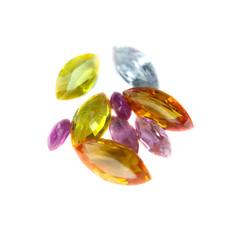 assorted sapphire