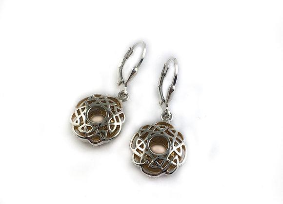 keith jack sterling silver earrings