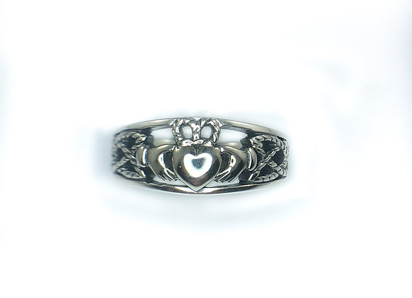 keith jack sterling silver ring