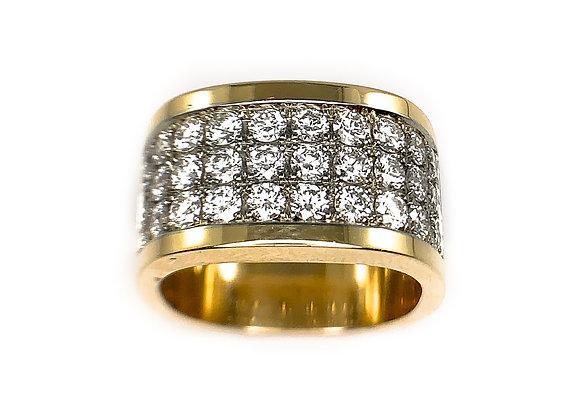 14k 1.14ctw diamond ring