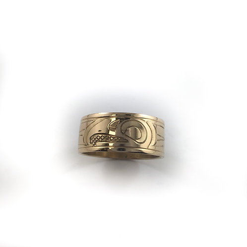 justin rivard 14k gold ring