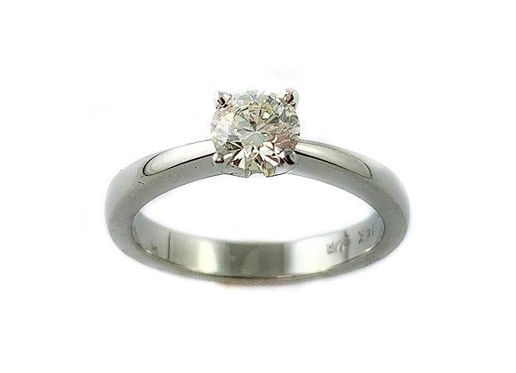 14k .37ct I1 G diamond solitaire