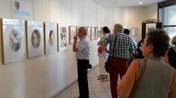 Выставка в Реймсе. Франция