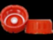 Tapa 50mm de seguridad safe-grip desgasificadora