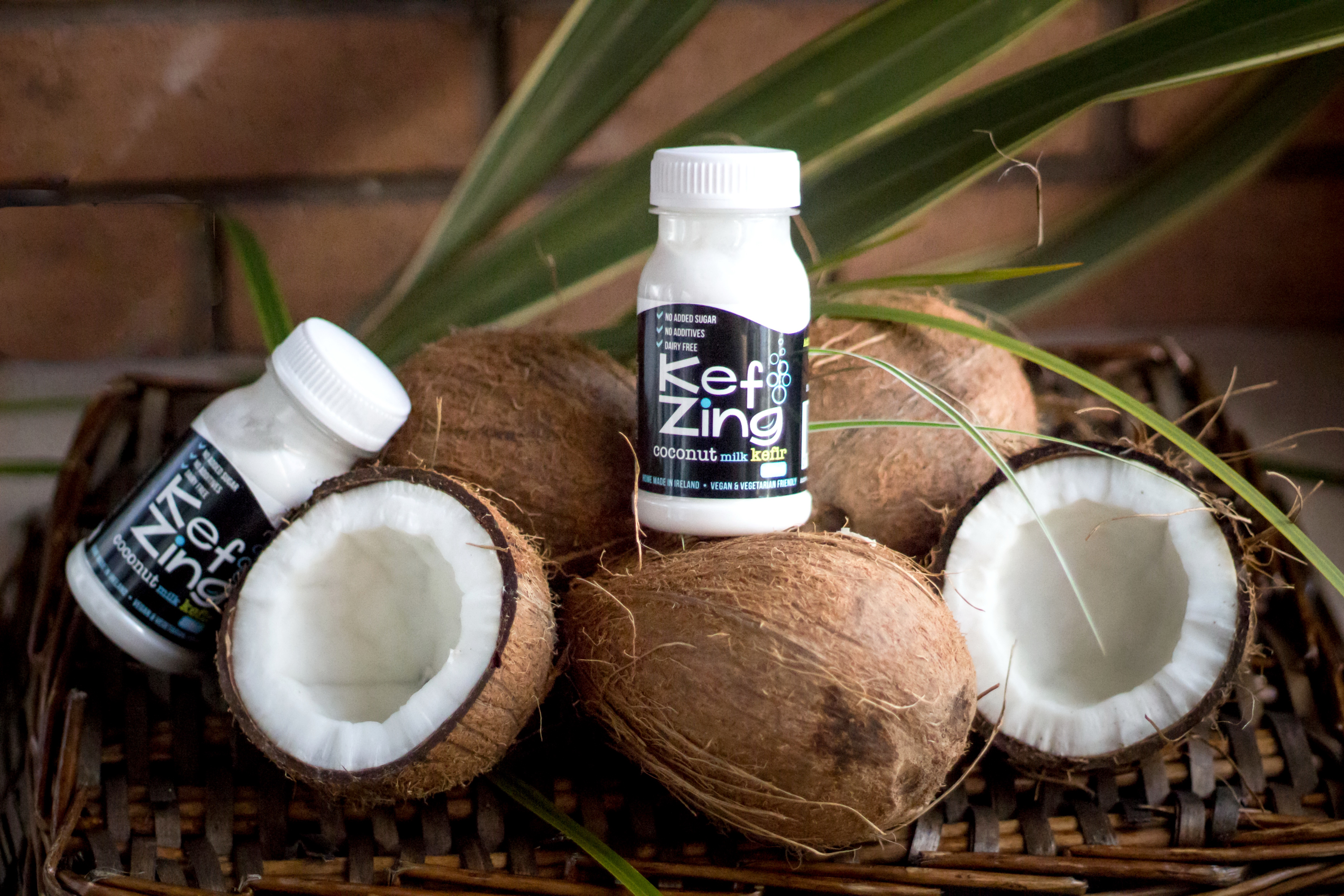 KEFZING COVER COCONUTS