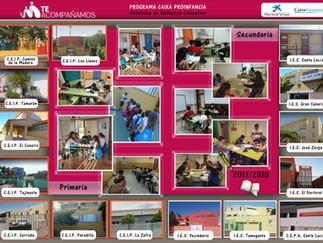 El servicio de Refuerzo Educativo  de Caixa Proinfancia, un recurso mas dentro de la comunidad educa