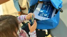 """!Kits escolares de Fundacion la """"Caixa"""", CaixaProinfancia y CaixaBank!"""