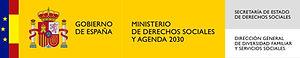 LOGO MINISTERIO DERECHOS SOCIALES Y AGEN