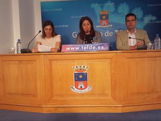 El Gobierno de Canarias apoya la iniciativa conjunta del Ayuntamiento de Telde, Fomentas y Te Acompa