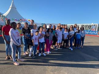 El Circo del Sol, ultima acción que  pone fin al servicio de Refuerzo Educativo del Programa CaixaPr