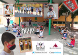 "Donación de Mascarillas ""One Life, Live It"""