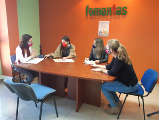 Tres años de trabajo ininterrumpido formando  parte del Plan Integral de Jinámar.