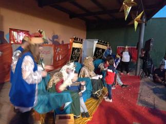 ¡Llegaron los Reyes Magos!