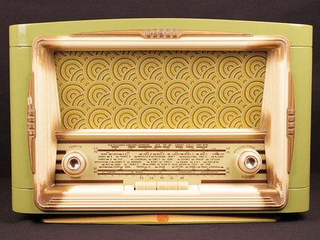 L'histoire d'Héléor Radio Vintage Bluetooth