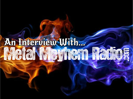 LARS Promotions Interviews: Metal Meyhem Radio.
