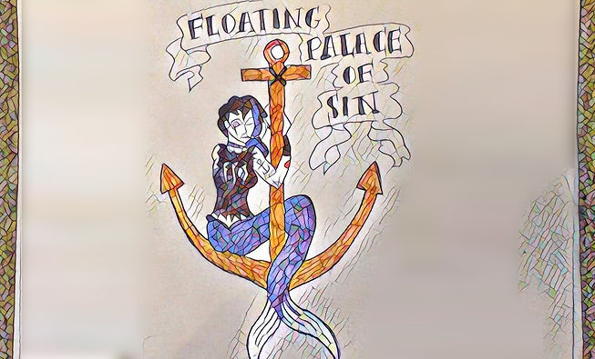 Floating Palace Of Sin