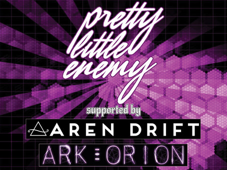 LARS Promotions Presents: Pretty Little  Enemy plus Supports
