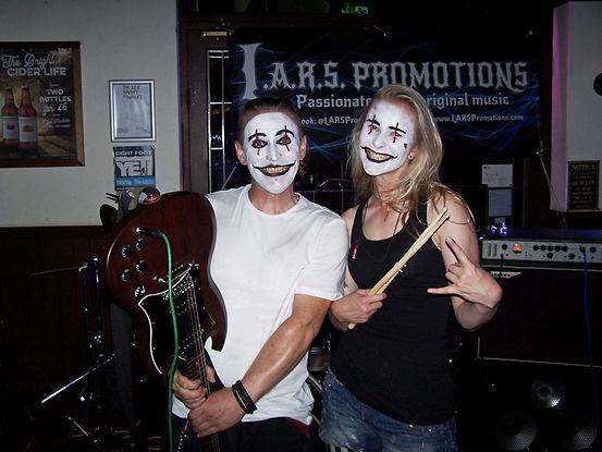 Jokers Parade