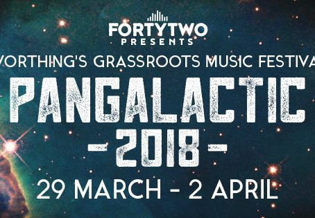 Pangalactic 2018 is Fast Approaching at A New Look BAR42