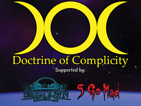 Doctrine Of Complicity - The Final Act