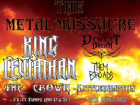 L.A.R.S. Presents: The Metal Massacre