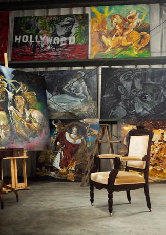 Geff Strik Studio