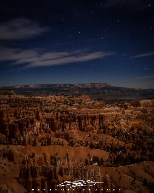 Night at Bryce