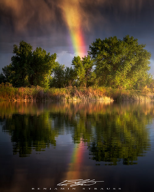 Reflecting on Rainbows